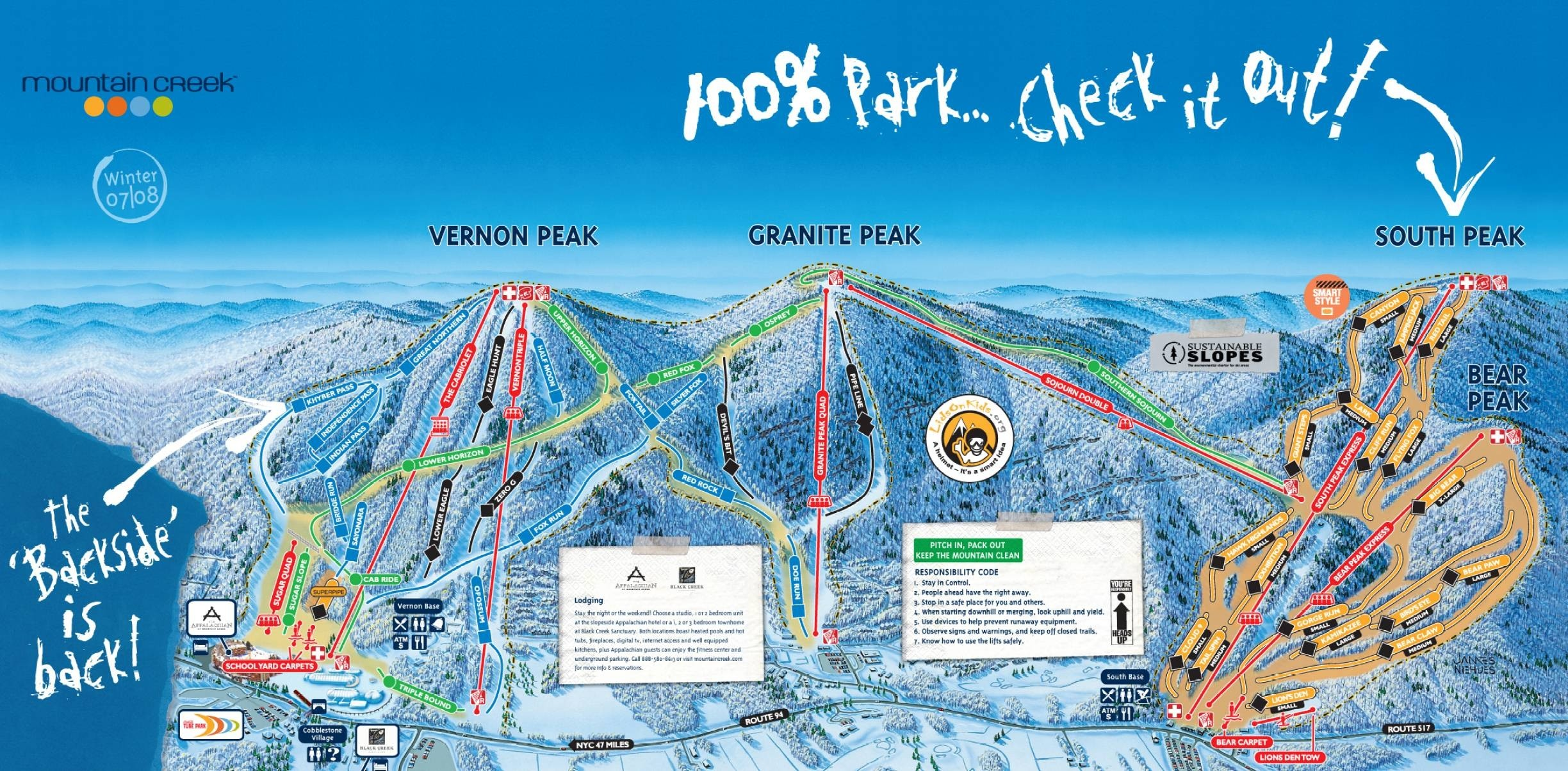 mountain creek nj • ski holiday • reviews • skiing