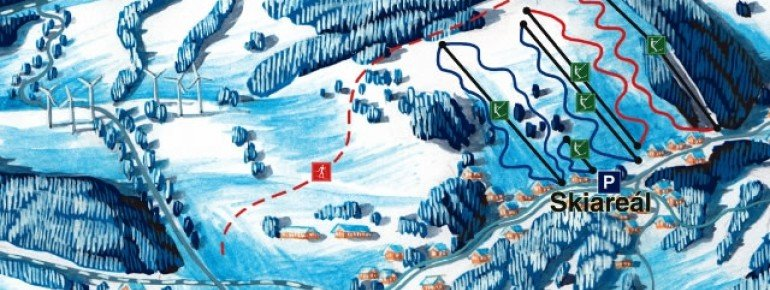 Trail Map Ostruzna