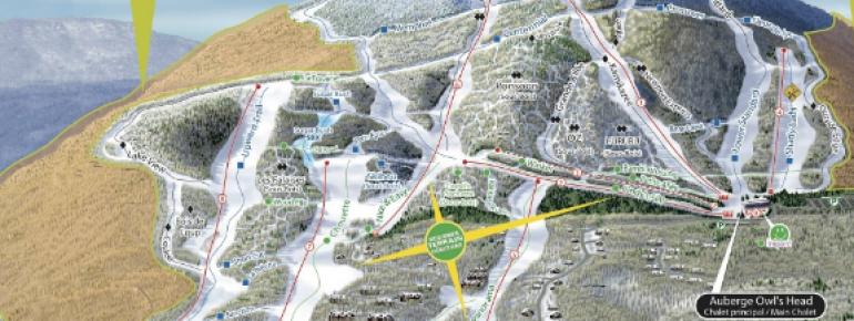 Trail Map Owls Head