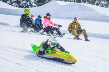 Portes du Soleil offers a huge number of acitivities apart from shredding down the mountain. Plus: There are options of things to do for adults and kids alike.