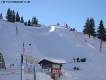 Portes du Soleil is also a great area for lovers of terrain parks, as it has a handful of parks that are considered world class.
