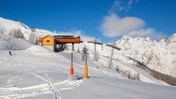 Station de Puy Saint Vincent