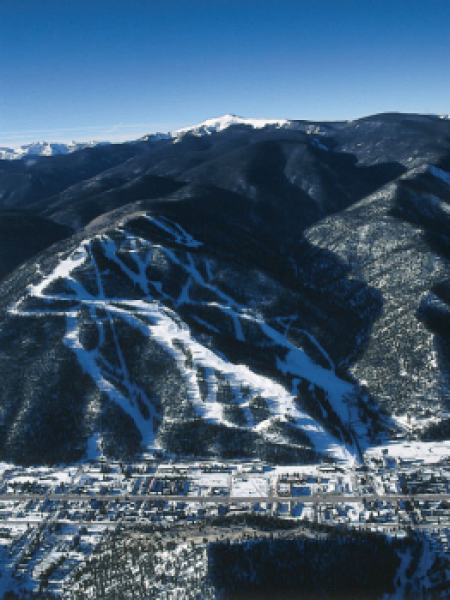 Ski In New Mexico Map.Red River Ski Area Ski Holiday Reviews Skiing
