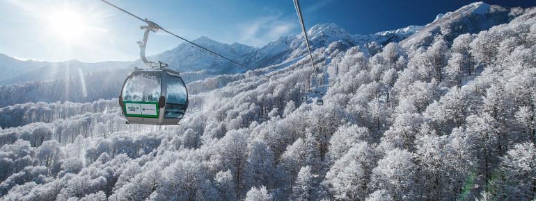 The resort boasts 26 lift facilities.