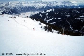 Amazing slopes throughout the resort