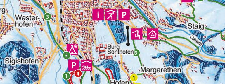 Trail Map Schwäbeleholz Sonthofen