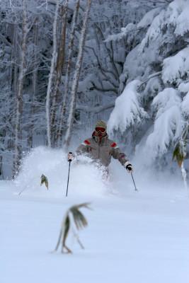 Shigakogen Mountain Resort usually has a very long season, lasting from November to mid-May.