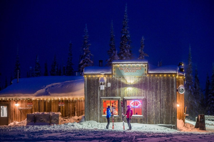 Silver star mountain resort ski holiday reviews skiing for Silver mountain cabins