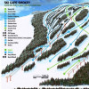Trail Map Ski Cape Smokey