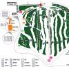 Trail Map Crabbe Mountain
