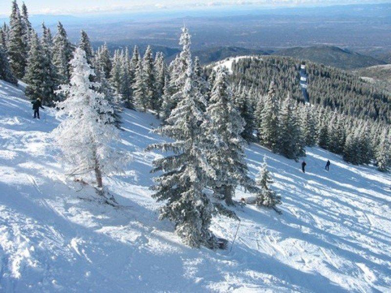 Santa Fe New Mexico Skiing >> Photo Gallery Ski Santa Fe Resort • Images