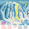 Trail Map Ski Snow Valley Barrie