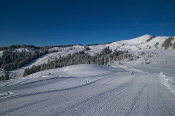 Grasgehren offers 11 km of slopes.