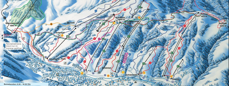 Sörenberg • Ski Holiday • Reviews • Skiing