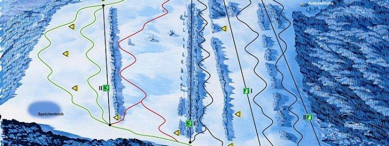 Trail Map Matthias Schmidt Berg