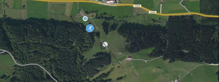 Trail Map Stixner Skilifte