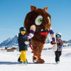 There's plenty on offer for families at the Stubai Glacier.