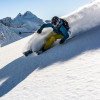 Freerider hearts beat faster in the Powder Department