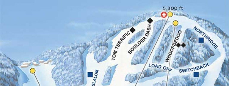 Trail Map Sugar Mountain Resort