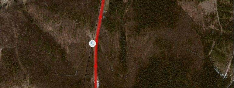 Trail Map Suhl
