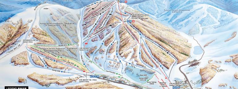 Trail Map Thaiwoo