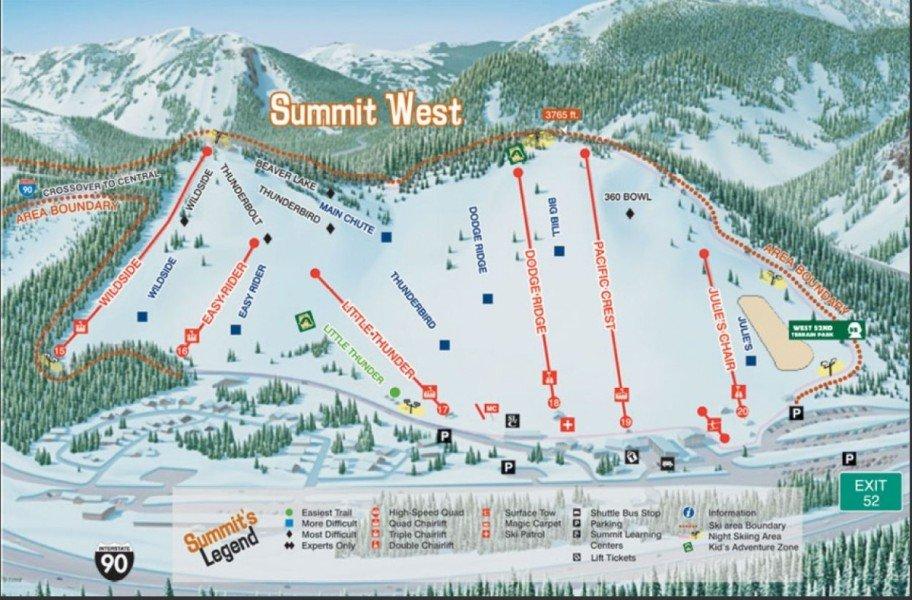 the summit ski resort pictures
