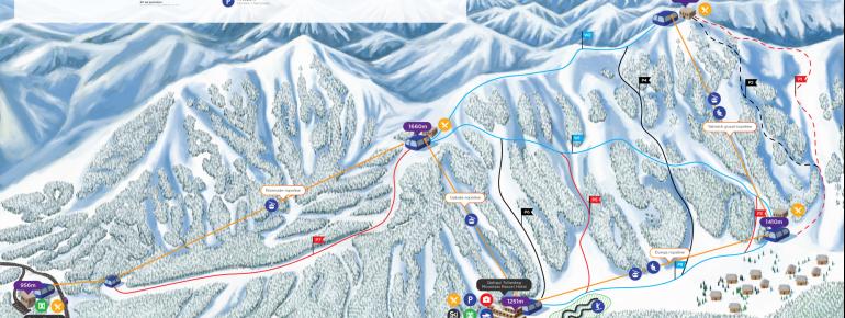 Trail Map Tufandag