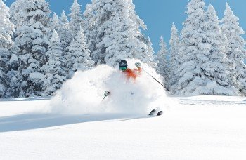 Vail's Champagne Powder