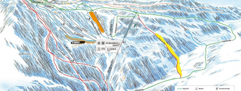 Trail Map Valdelinares - Sierra de Gúdar