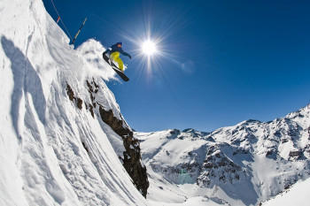 You've probably heard of it before: Valle Nevado offers excellent heli-skiing, which is relatively cheap compared to other ski resorts in the western hemisphere.