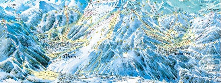 Trail Map Vars