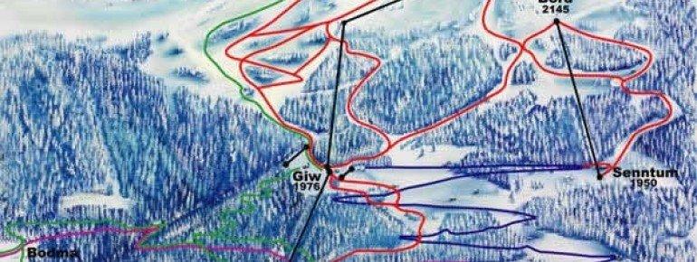 Trail Map Visperterminen