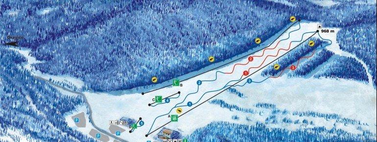 Trail Map Vitanova