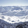 Stunning panoramic views onto the slopes of Warth-Schröcken.