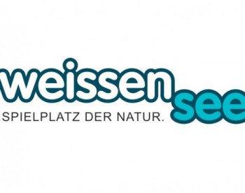 Logo ski resort Weissensee