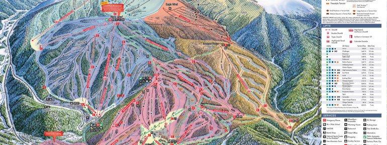 Taril map Winter Park