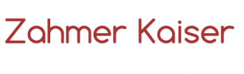 Logo ski resort Zahmer Kaiser