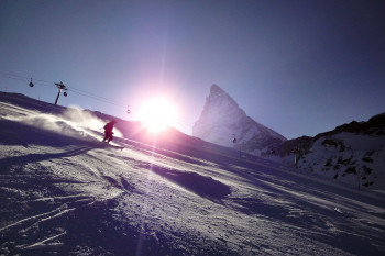 """Skiing down """"Oberer Tiefbach"""" (Nr. 53)"""
