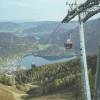 The new gondola at Zwölferhon in St. Gilgen