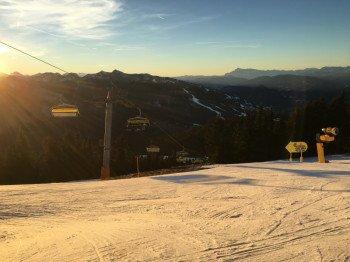 4 Berge Skischaukel: Modernste Lifte und leistungsfähige Beschneiungstechnik!