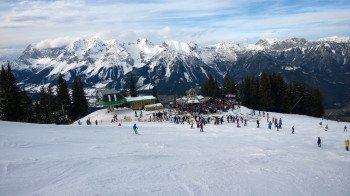Après-Ski Tipp auf der Planai: Das Almrausch