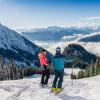 Herrlicher Skitag am Rofan