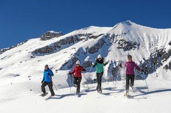 Schneeschuhtour auf dem Hochplateau der Engstligenalp