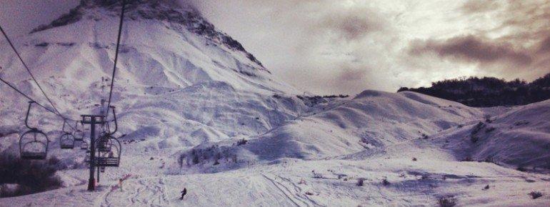 slopes at Albiez© Marie Fumaz Albiez