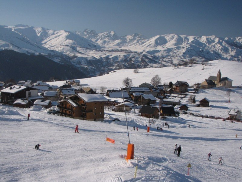 Skigebiet albiez montrond skiurlaub skifahren - Office tourisme albiez montrond 73300 ...