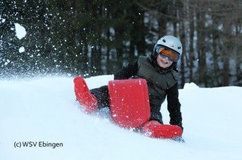 Zibob - Rodelspaß am Skilift Ebingen