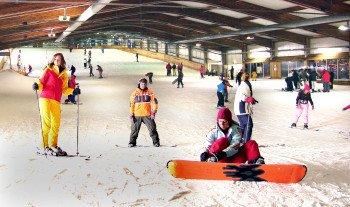 Skifahren im Ruhrgebiet? Na klar doch!