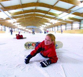 Die Leidenschaft zum Wintersport für sich entdecken