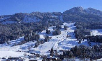Das Skigebiet Nesselwang gehört zu den 10 schneesichersten Skigebieten in Deutschland