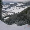 Der anspruchsvollsten Piste des Skigebietes verdankt Alta Badia seinen großen Bekanntheitsgrad. Hier finden FIS-Rennen statt!